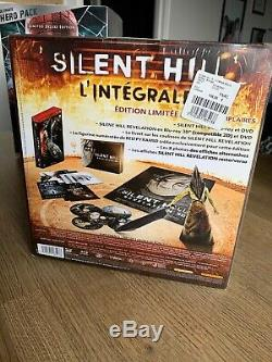 Silent Hill Box Collector's Edition Numbered 1500 Ex DVD + Blu-ray 3d New
