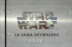 Skywalker Star Wars Saga Blu-ray Box 4k Ultra Hd Discs New 27
