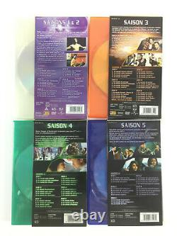Sliders The Parallel Worlds The Full Season 1 2 3 4 5 DVD Box (1 To 5)