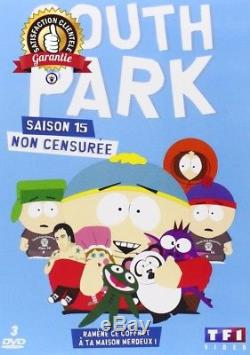 South Park The Official Integral! Seasons 1 To 15 Limited Edition