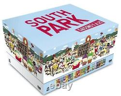 South Park-the Complete Official Seasons 1 To 21 Neuf