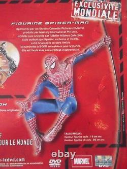 Spider-man 2002 Dvdbox En Collector Woodenbox/ New New New Unopen /dvdbox/to See