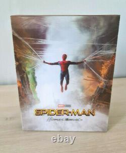 Spider-man Homecoming Oab Blufans Steelbook Filmarena