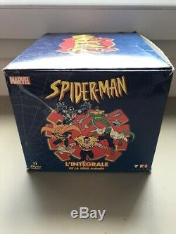 Spider-man The Complete Animated Series Of Tf1 11 DVD