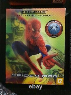 Spider-man Weet Collection Significant Steelbook Edition Sealed
