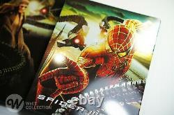 Spiderman Trilogy Weet Collection Boxset (6 Blu Ray) Steelbook 4k