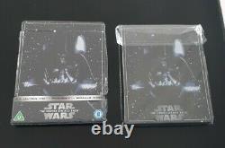 Star Wars Integral Steelbook Zavvi Collection