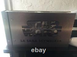 Star Wars. Saga Skywalker 9 In Movies. Bluray 4k Bluray And Bonus. Drives 27
