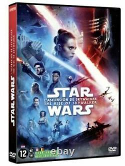 Star Wars Skywalker Ascension DVD Nine Under Blister