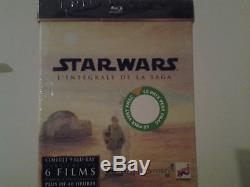 Star Wars The Integral Episode 1 A 6 Box 9 Blu-ray Under Blister