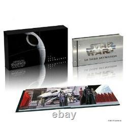 Star Wars The Skywalker Saga Set Exclusive Fnac Blu-ray 4k (nine)