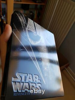 Star Wars Ultimate 9 Bluray Steelbook 4k Skywalker Collection Zavvi