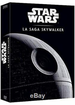 Star Wars-the Saga Skywalker DVD