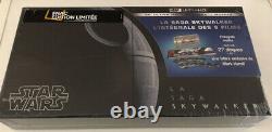 Star-wars The Skywalker Saga Set 4k Ultra Hd