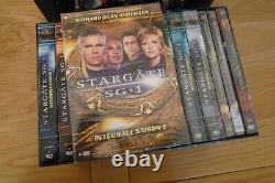 Stargate Sg-1 Full 10 Seasons - 3 Movies Limited Edition Box Set 61dvd