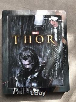 Steelbook 3d / 2d Zavvi Thor Very Rare Vf
