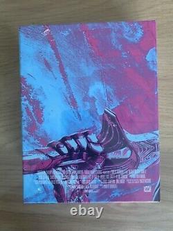 Steelbook Alita Blufans Box New Sealed