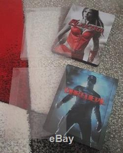 Steelbook Blu Ray Daredevil Elektra