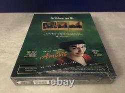 Steelbook Blu Ray The Fabulous Destiny Damelie Poulain Kimchi Exclusive #10 Nine