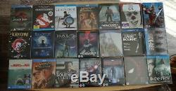 Steelbook Blu Ray To Choose See List Car Already Sold Some