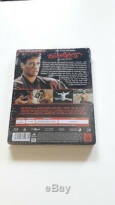 Steelbook Blu-ray Bloodsport (jcvd / Jean Claude Van Damme) New Blister