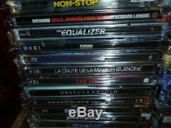 Steelbook Blu-ray Lot Of 41 Steelbook Miscellaneous Action Rare