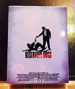 Steelbook Blu-ray Reservoir Dogs Lenticular Nova