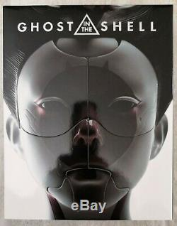 Steelbook Blufans Oab27 Ghost In The Shell 2d + 4k
