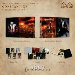 Steelbook Constantine Lenticular Mantalab New