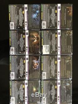 Steelbook Fullset Harry Potter Blu Ray