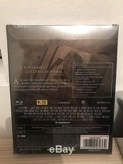 Steelbook Game Of Thrones Season 5 French Edition