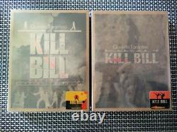 Steelbook Kill Bill Flight 1 And Flight 2 Novamedia Neuf Under Film
