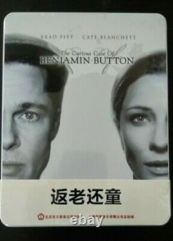 Steelbook Metalpack The Curious Case Of Benjamin Button New Subfilm