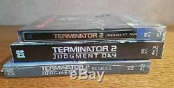 Steelbook Terminator 2 One Click Novamedia Limited 400