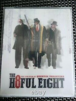 Steelbook The Hateful Eight (the 8 Salopards) Kimchidvd Nine Under Film