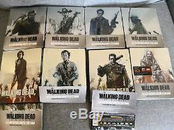 Steelbook The Walking Dead 1 To 8 En