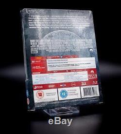 Steelbook Thor Zavvi Limited Edition 2d / 3d Lenticular Magnet New