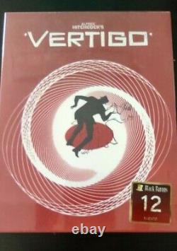 Steelbook Vertigo Filmarena Black Barons New And Under Film