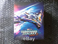Steelbook Weet Collection Guardians Of The Galaxy Vol 2 One Click New