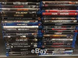 Superb Lot Of 45 Blue Ray