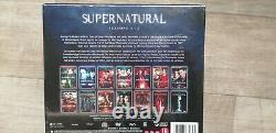 Supernatural Season 1 A 14 Nine Under Blister