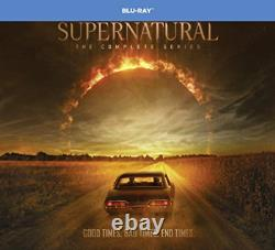 Supernatural The Complete Series Blu-ray Neuf