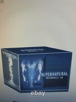 Supernatural-integral Seasons 1 To 14