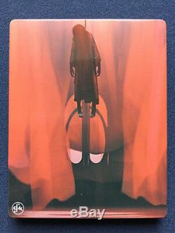 Suspiria Cult Films Blu Ray 4k Uhd + Limited Autograph Dario Argento Signed Rare