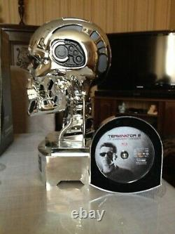 T2 Terminator Judgment Day Ultimate Collection Set 4 DVD Blu-ray