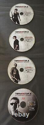 Terminator 2, Blu Ray, Collector's Box Ultimate Edition Vf, Good Condition, With Box