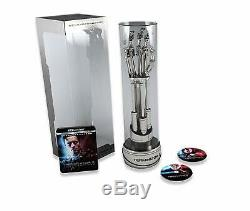 Terminator 2 Judgment Day Arm Endo Special Edition 4k Ultra Hd + Blu-ray