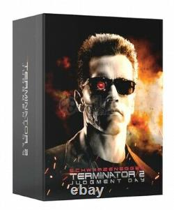 Terminator 2 Judgment Day Edition # 3 Maniacs Collector's Box 3d + 2d Steelbook