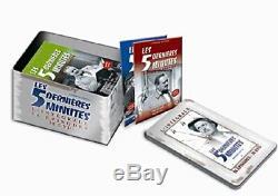 The 5 Latest Minutes Metal Box Integrale Raymond Souplex (dvd)