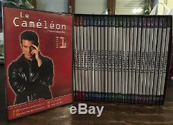 The Cameleon (the Pretender). L'integrale. The Official Collection DVD